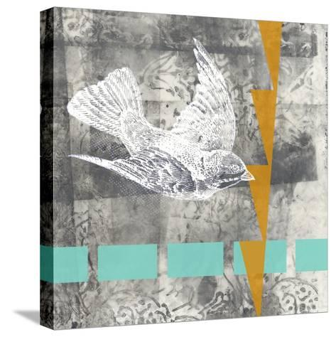 Vector I-Jennifer Goldberger-Stretched Canvas Print