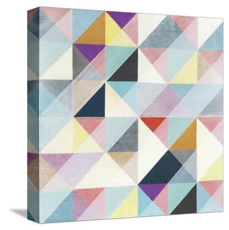 Moderno I-Jodi Fuchs-Stretched Canvas Print