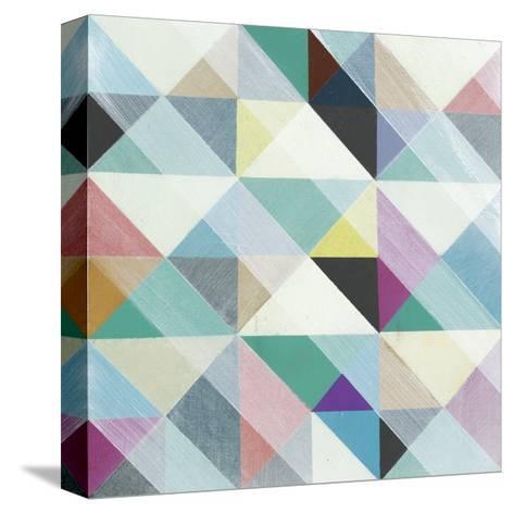 Moderno II-Jodi Fuchs-Stretched Canvas Print