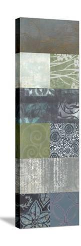 Zen Panel II--Stretched Canvas Print