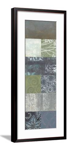 Zen Panel II--Framed Art Print