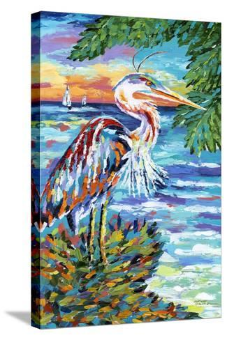 Beach Comber I-Carolee Vitaletti-Stretched Canvas Print