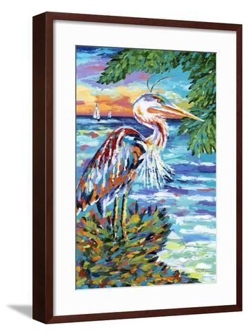 Beach Comber I-Carolee Vitaletti-Framed Art Print