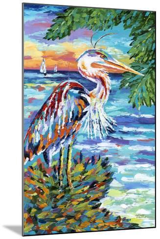 Beach Comber I-Carolee Vitaletti-Mounted Art Print