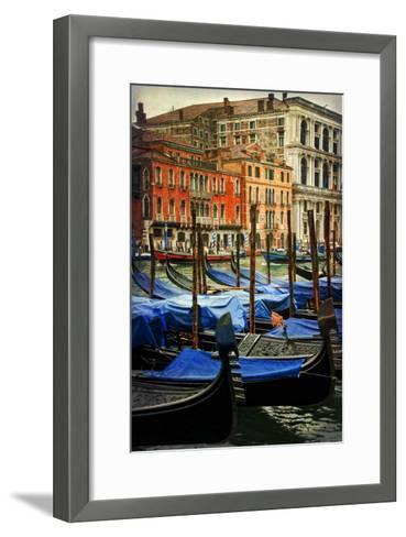 Venetian Canals I-Danny Head-Framed Art Print
