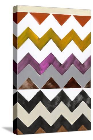 Santa Fe I-Jodi Fuchs-Stretched Canvas Print