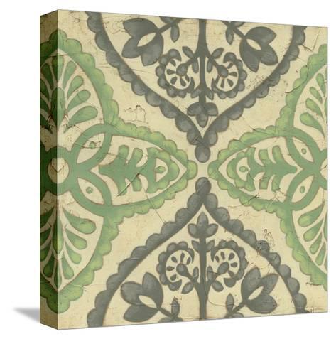 Quatrefoil III-Chariklia Zarris-Stretched Canvas Print