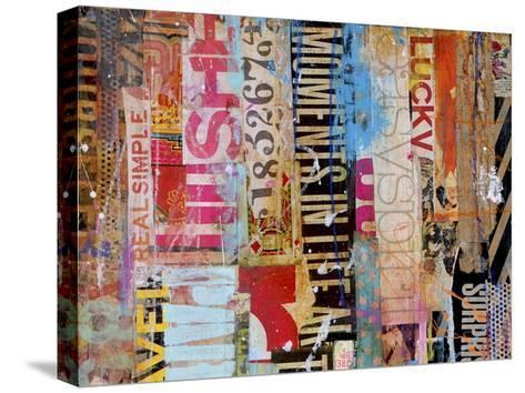 Metro Mix 21 I-Erin Ashley-Stretched Canvas Print