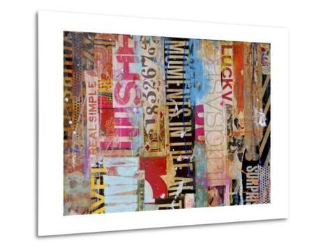 Metro Mix 21 I-Erin Ashley-Metal Print