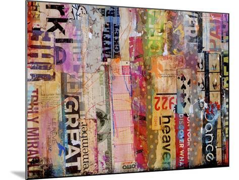 Metro Mix 21 III-Erin Ashley-Mounted Art Print
