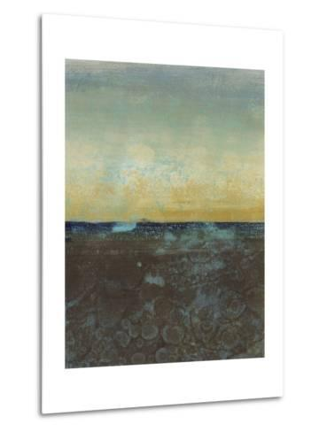 Diffused Light III-W^ Green-Aldridge-Metal Print