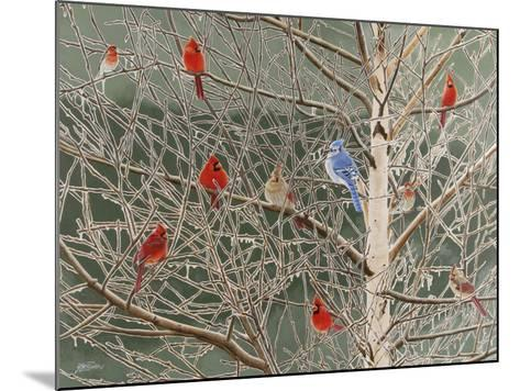 Ornaments-Fred Szatkowski-Mounted Art Print