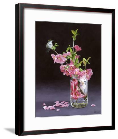 Quince and Ruby I-Fred Szatkowski-Framed Art Print