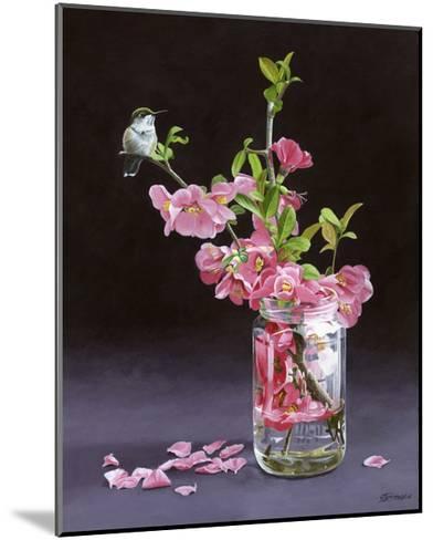 Quince and Ruby I-Fred Szatkowski-Mounted Art Print
