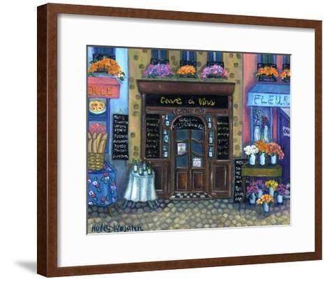 Wine Cave-Holly Wojahn-Framed Art Print