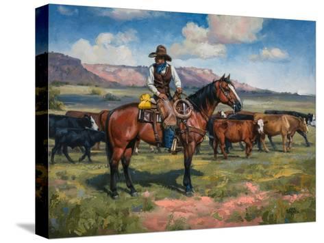 A Good Hand-Jack Sorenson-Stretched Canvas Print