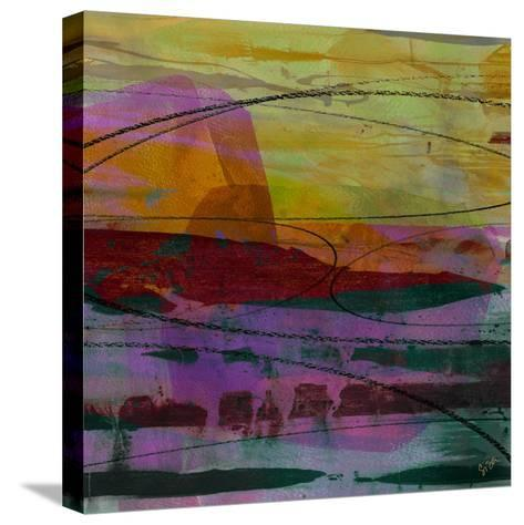 Impression III-Sisa Jasper-Stretched Canvas Print
