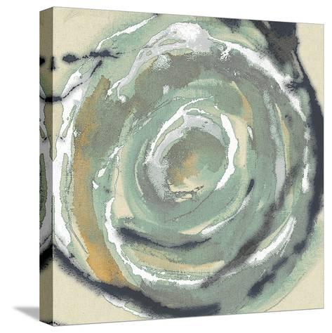 Flora III-Sisa Jasper-Stretched Canvas Print