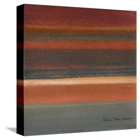 Radiance I-W^ Green-Aldridge-Stretched Canvas Print