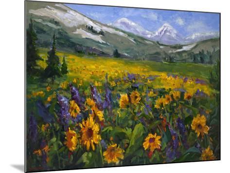 Sierra Awakenings II-Nanette Oleson-Mounted Art Print