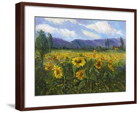 Sierra Awakenings III-Nanette Oleson-Framed Art Print