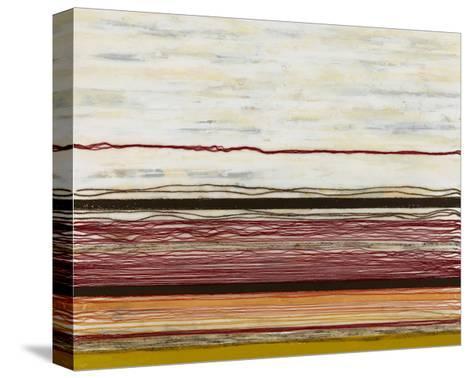 Stratitude I-Natalie Avondet-Stretched Canvas Print