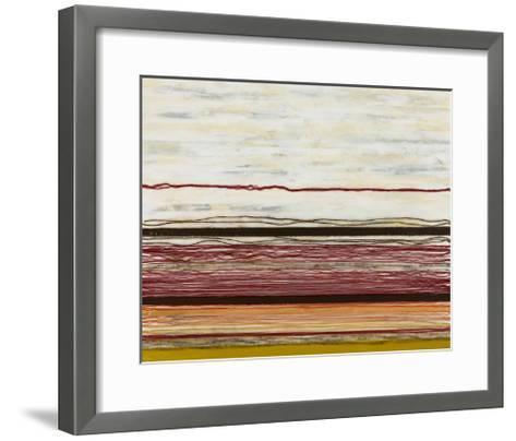 Stratitude I-Natalie Avondet-Framed Art Print