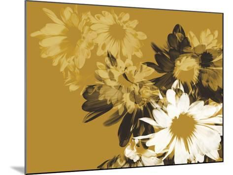Golden Bloom II-A. Project-Mounted Art Print