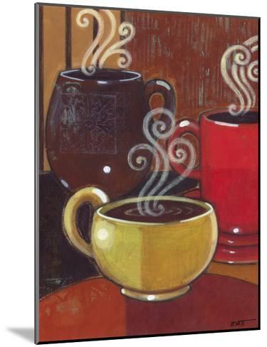 Wake Up Call I-Norman Wyatt Jr^-Mounted Art Print