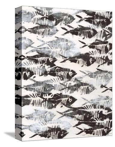 Fossilized II-Norman Wyatt Jr.-Stretched Canvas Print