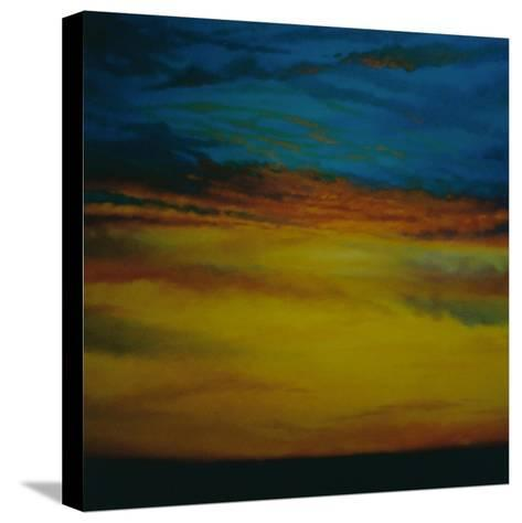 Golden Sky, 2003 Sunset-Lee Campbell-Stretched Canvas Print