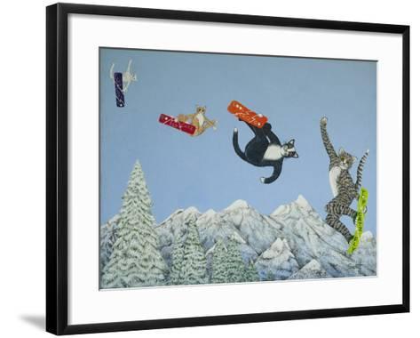 Style and Ability-Pat Scott-Framed Art Print