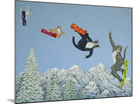 Style and Ability-Pat Scott-Mounted Giclee Print