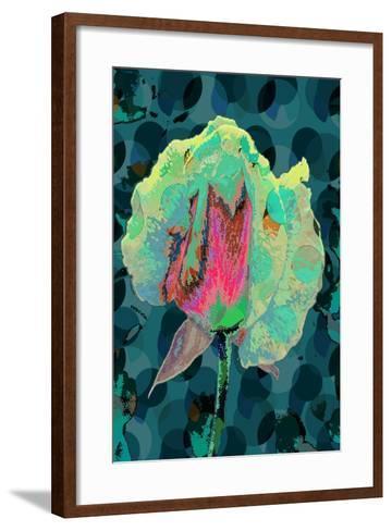 Tea Rose 4-Scott J. Davis-Framed Art Print