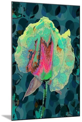 Tea Rose 4-Scott J. Davis-Mounted Giclee Print