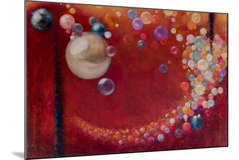 Pearls and Bubbles, 2009-Lee Campbell-Mounted Giclee Print