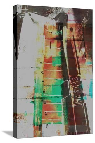 Grunge-David Studwell-Stretched Canvas Print