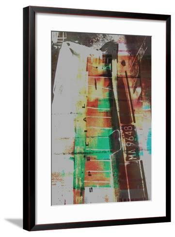 Grunge-David Studwell-Framed Art Print