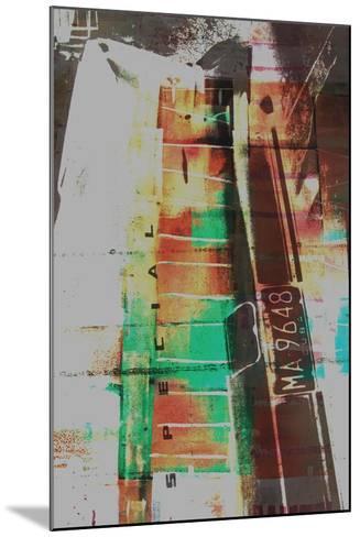 Grunge-David Studwell-Mounted Giclee Print