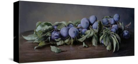 No 406, La Branche Cass?e, 2013-Kira Weber-Stretched Canvas Print