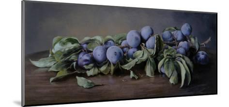 No 406, La Branche Cass?e, 2013-Kira Weber-Mounted Giclee Print