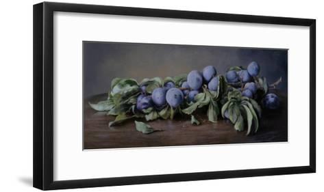 No 406, La Branche Cass?e, 2013-Kira Weber-Framed Art Print