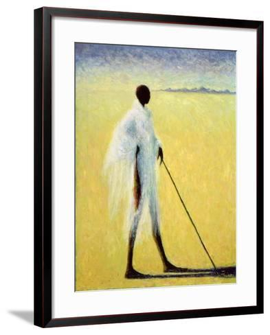 Long Shadow, 1993-Tilly Willis-Framed Art Print