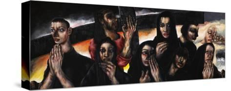 Women of Jerusalem, 2013-Chris Gollon-Stretched Canvas Print