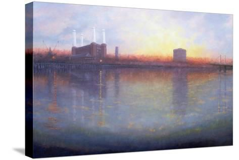 Old Battersea, 2006-Lee Campbell-Stretched Canvas Print