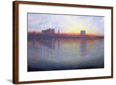 Old Battersea, 2006-Lee Campbell-Framed Art Print
