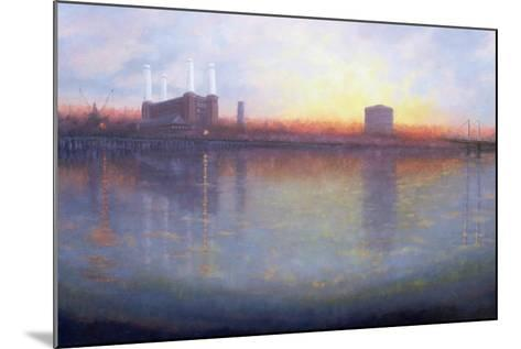 Old Battersea, 2006-Lee Campbell-Mounted Giclee Print