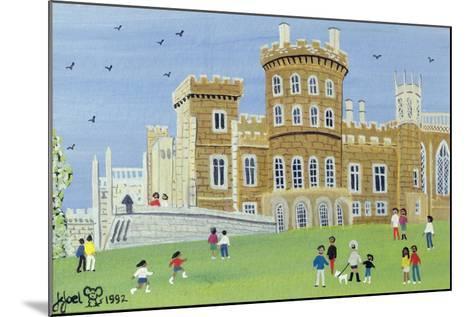 Belvoir Castle, 1992-Judy Joel-Mounted Giclee Print