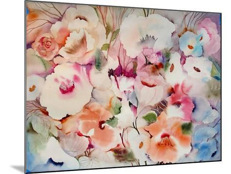 These Flowers are Fo Ryou-Neela Pushparaj-Mounted Giclee Print