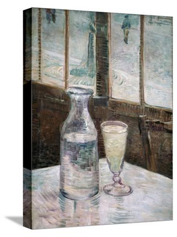 Absinthe-Vincent van Gogh-Stretched Canvas Print
